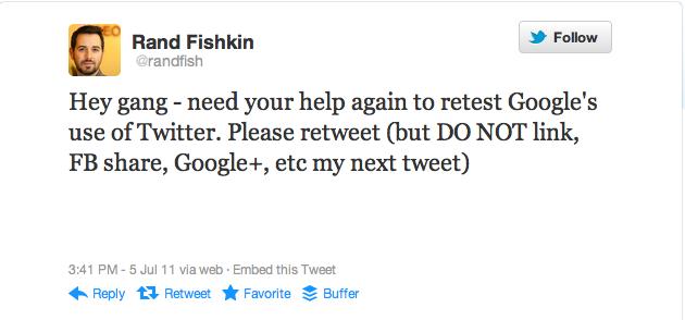 Rand Fishkin Asking For Help